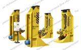 Установки домкратные стационарные УДС-120, УДС-160, УДС-200